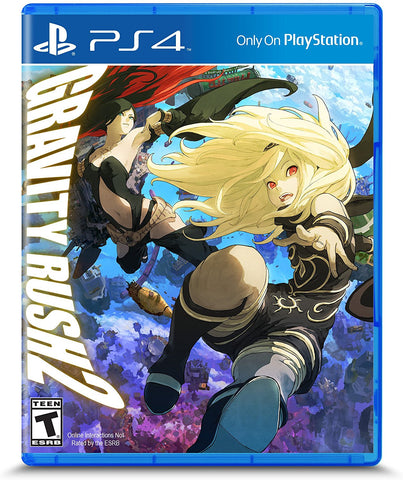 Gravity Rush 2 - Playstation 4 - Segunda Mano