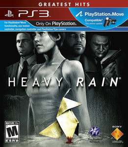 Heavy Rain - Playstation 3