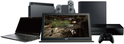 HORI Univeral HD Gaming Monitor- PlayStation 4