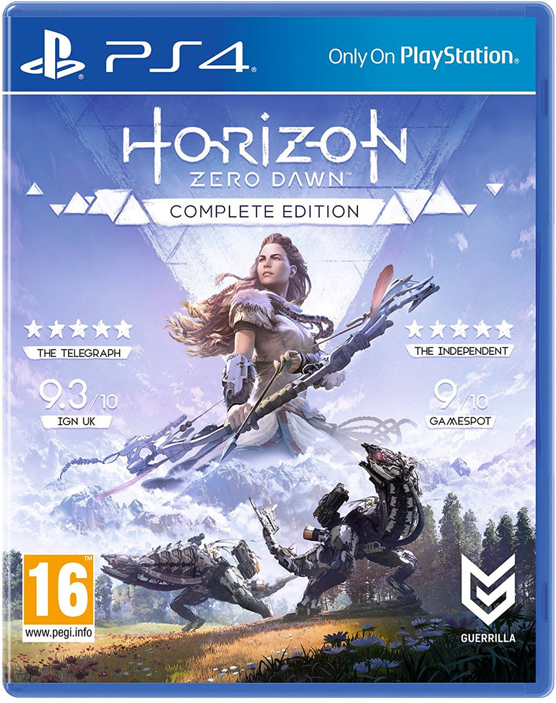 Horizon: Zero Dawn: Complete Edition - PlayStation 4