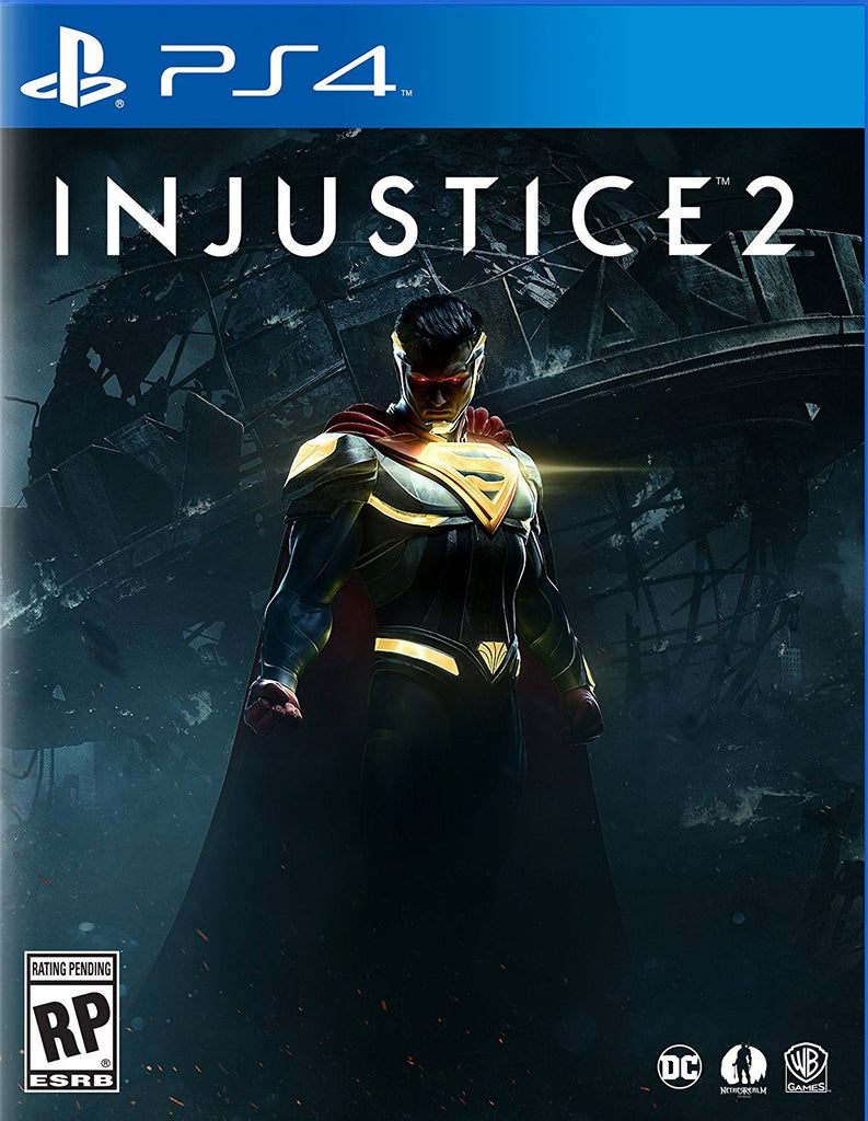 Injustice 2 - Standard Edition - Playstation 4
