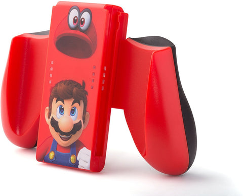 Joy-Con Comfort Grip Super Mario Odyssey- Nintendo Switch