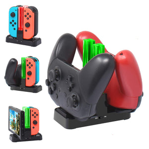 Joy Con and Pro Controller Charging Dot - Nintendo Switch