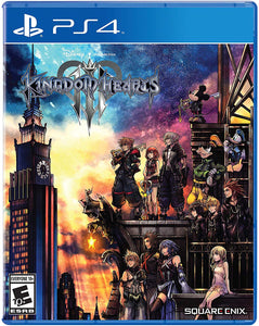 Kingdom Hearts III - PlayStation 4 - Segunda Mano