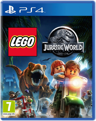 LEGO Jurassic World - PlayStation 4 - Segunda Mano