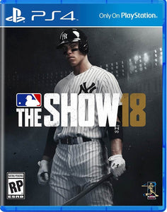 MLB The Show 2018 - PlayStation 4
