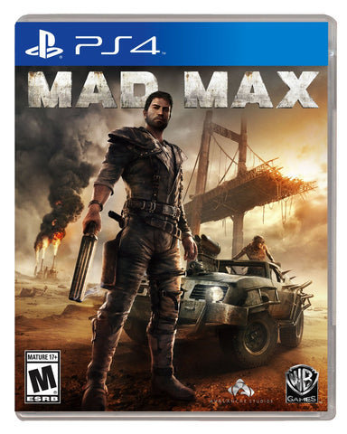 Mad Max - Playstation 4 - Segunda Mano