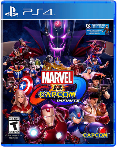Marvel Vs. Capcom: Infinite - PlayStation 4 (PRE ORDEN, ESTRENA 19.09.2017)