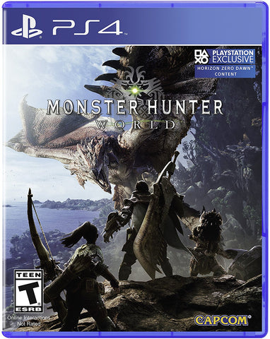 Monster Hunter: World - PlayStation 4