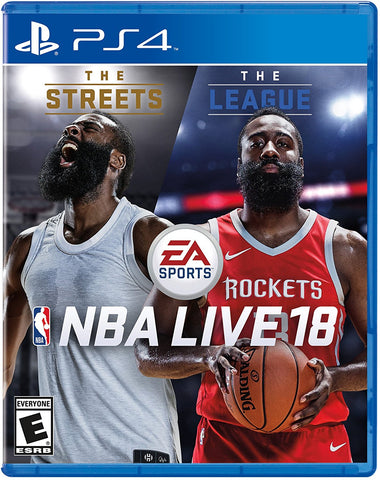NBA Live 18 - PlayStation 4 (PRE ORDEN, ESTRENA 15.09.2017)