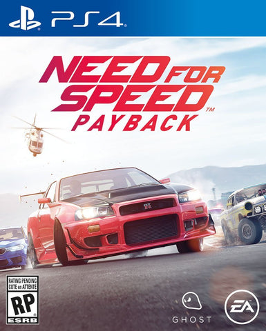 Need for Speed Payback - PlayStation 4 (PRE ORDEN, ESTRENA 10.11.2017)