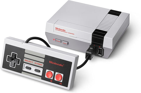 Nintendo Entertainment System: NES Mini Classic Edition + TSHIRT BY @ALEXTILOLIBRE + LLAVERO