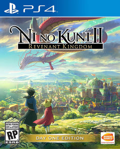 Ni No Kuni 2: Revenant Kingdom - PlayStation 4