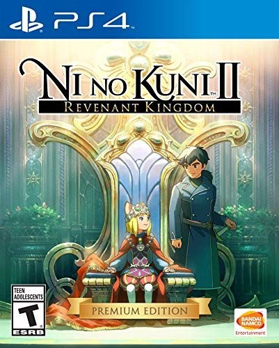 Ni No Kuni 2: Revenant Kingdom: Premium Edition - PlayStation 4