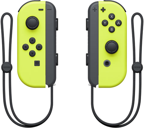 Nintendo Joy-Con (L/R) - Neon Yellow