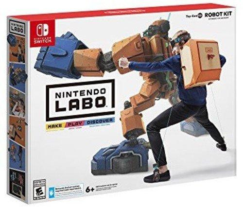 Nintendo Labo Toy Con 02: Robot Kit - Nintendo Switch