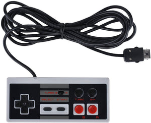 NES Classic Mini - Wired Controller with Rapid Fire System