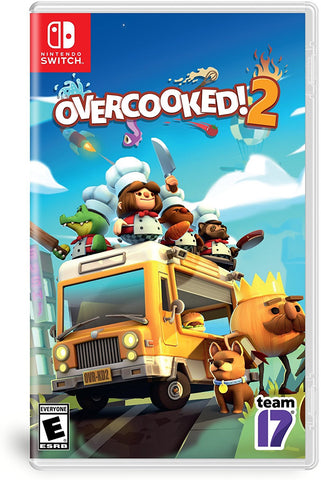 Overcooked 2! - Nintendo Switch