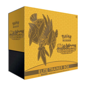 Pokemon TCG Sun & Moon- Guardians Rising Elite Trainer Box Card Game