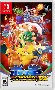 Pokken Tournament DX - Nintendo Switch - Segunda Mano