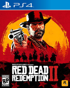 Red Dead Redemption 2 - Playstation 4 - Segunda Mano