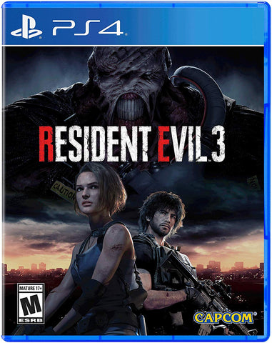 Resident Evil 3 Remake - PlayStation 4