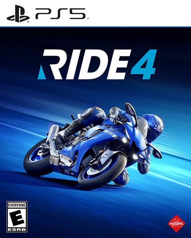 Ride 4 - PlayStation 5 (PRE-ORDEN, ESTRENO 21-1-2021)