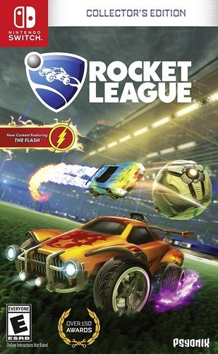 Rocket League Collectors Edition - Nintendo Switch