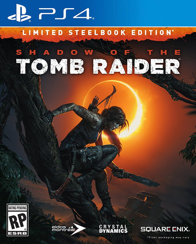 Shadow of the Tomb Raider - PlayStation 4 (PRE ORDEN, ESTRENA 14.09.2018)