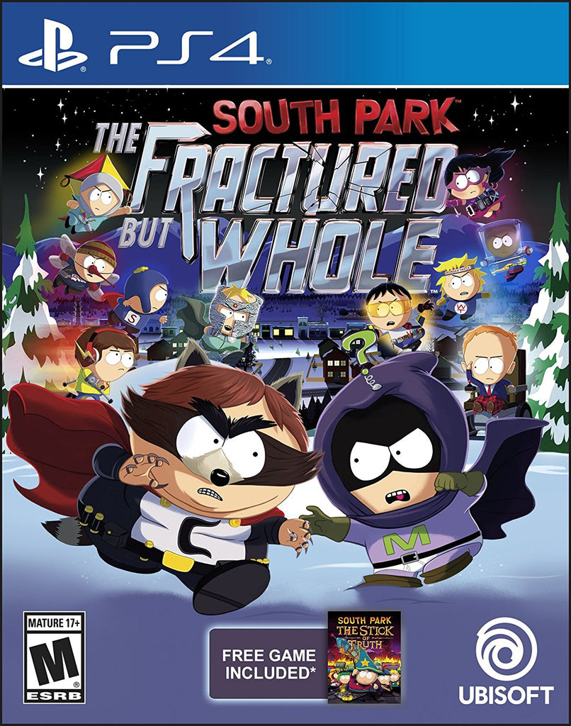 South Park: The Fractured but Whole - PlayStation 4 - Segunda Mano