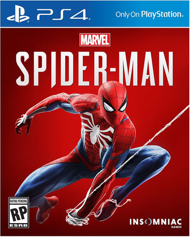 Spider-Man - PlayStation 4 (PRE ORDEN, ESTRENA 07.09.2018)