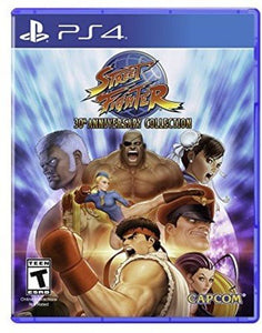 Street Fighter 30th Anniversary Collection - PlayStation 4 Standard Edition