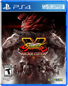 Street Fighter V Arcade - PlayStation 4 Standard Edition