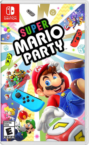 Super Mario Party - Nintendo Switch (PRE ORDEN, 05.10.2018)