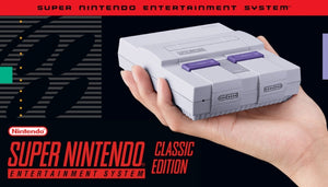 Nintendo Entertainment System: SUPER NES Classic Edition
