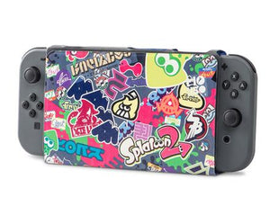 Switch Hybrid Cover - Splatoon 2