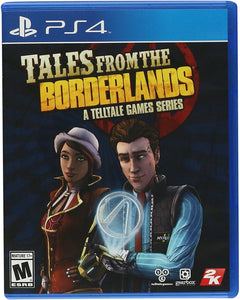 Tales from the Borderlands - PlayStation 4 - Segunda Mano