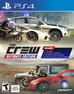 The Crew Ultimate Edition - Playstation 4 - Segunda Mano