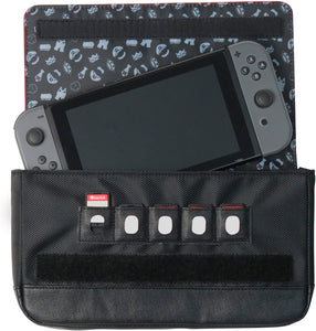 Travel Pouch (Super Mario Edition) Officially Licensed by Nintendo - HORI