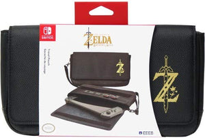 Travel Pouch (Zelda Edition) Officially Licensed by Nintendo - HORI