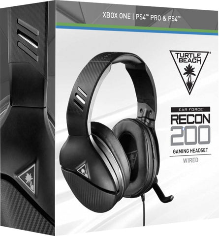 Turtle Beach Recon 200 Amplified Gaming Headset