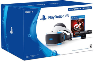PlayStation VR - GT Sport Bundle - PlayStation 4