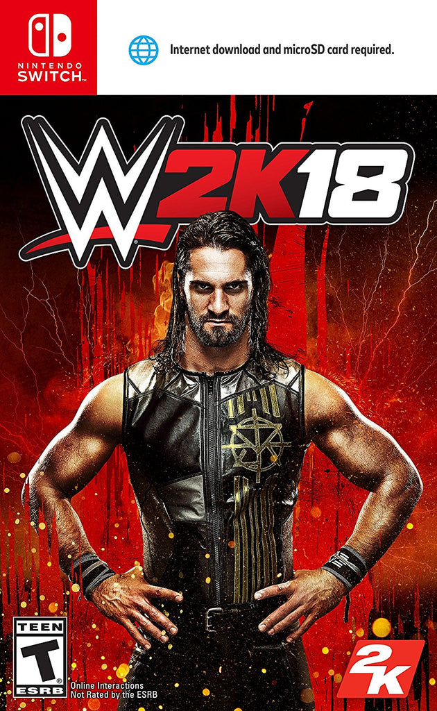 WWE 2K18 - Nintendo Switch