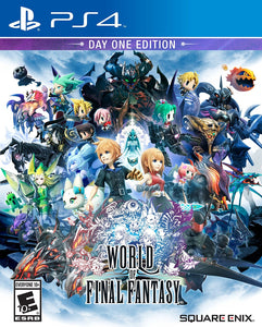 World of Final Fantasy - PlayStation 4 - Segunda Mano