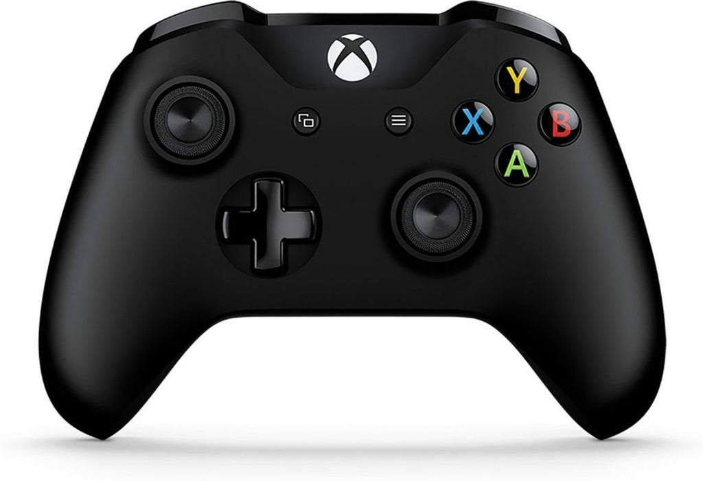 Xbox One Wireless Controller (With 3.5 millimeter headset jack) - BLACK
