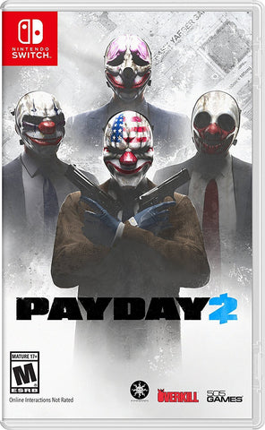Payday 2 - Nintendo Switch