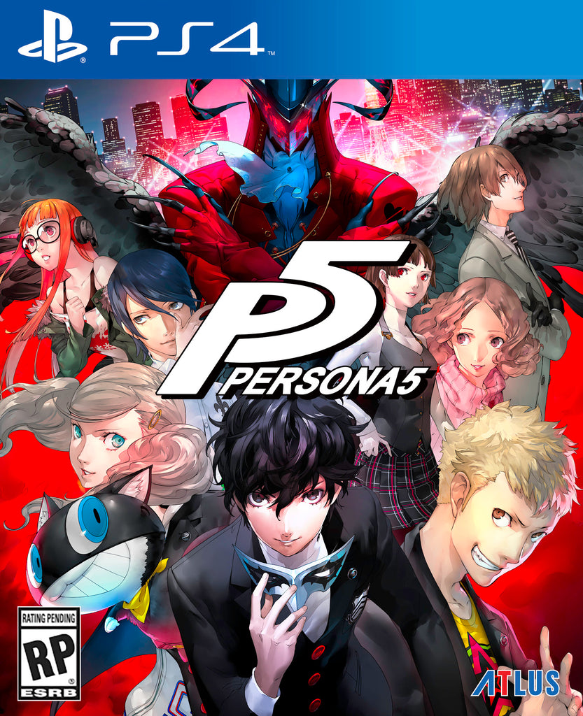 Persona 5 - PlayStation 4