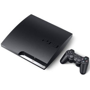 PS3 Slim 160GB - DUALSHOCK 3, HDMI, Cable Corriente, Cable USB, 30 dias Garantia, 5 Juego - CECH-2501A (Best Series)