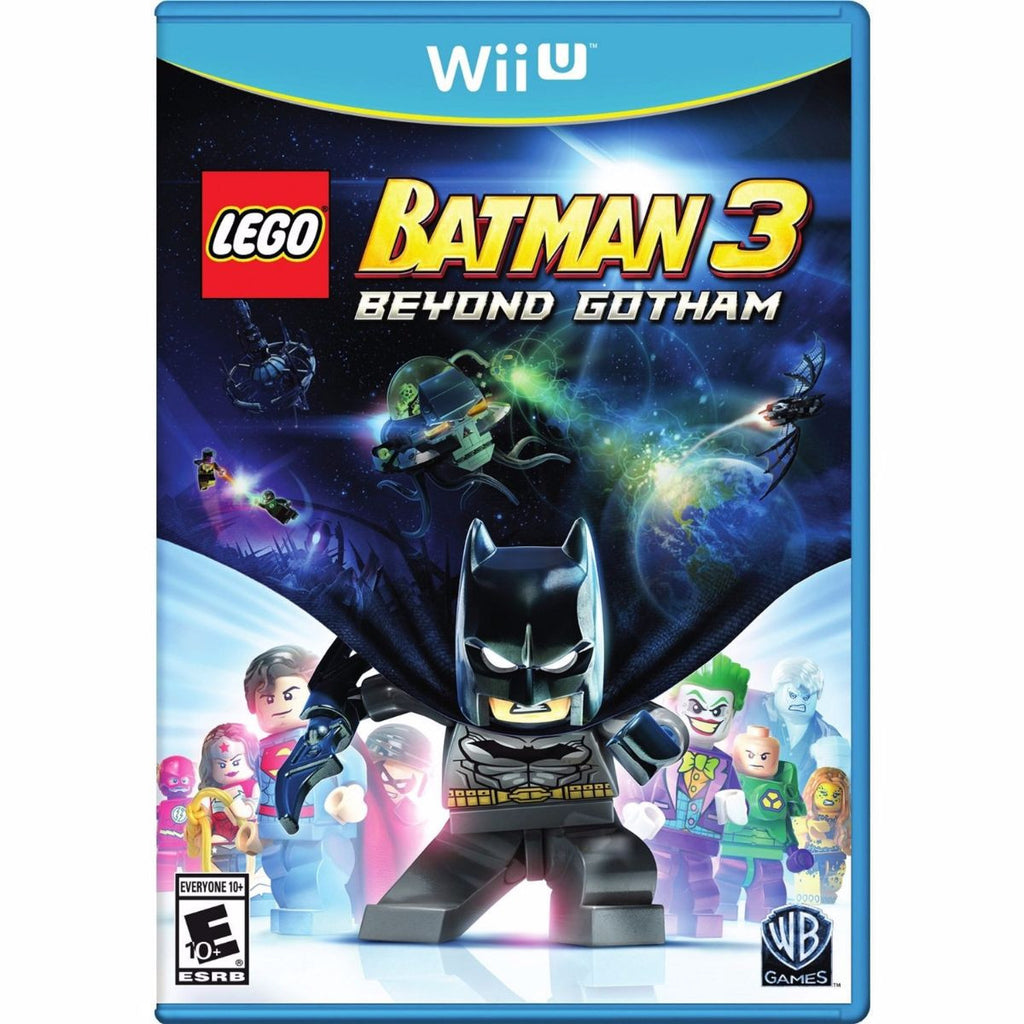 Lego Batman 3 DC Super Heroes