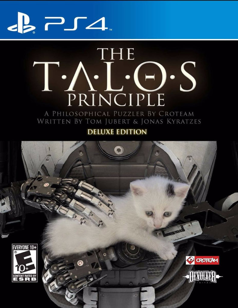 Talos Principle Deluxe Edition